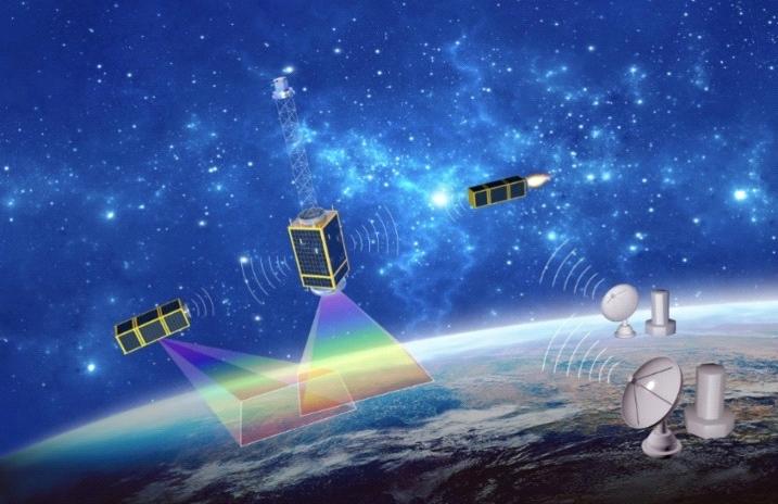 مجموعه ماهواره پروژه SSS اتحادیه همکاریهای فضایی آسیا-اقیانوسیه APSCO