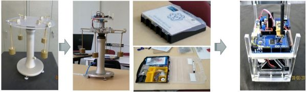 CubeSat model and test facilities